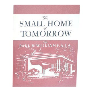 """The Small Home of Tomorrow"" Book"