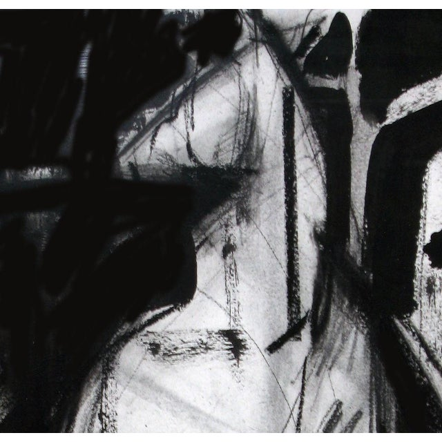 Rider I Drawing by Heidi Lanino - Image 2 of 3