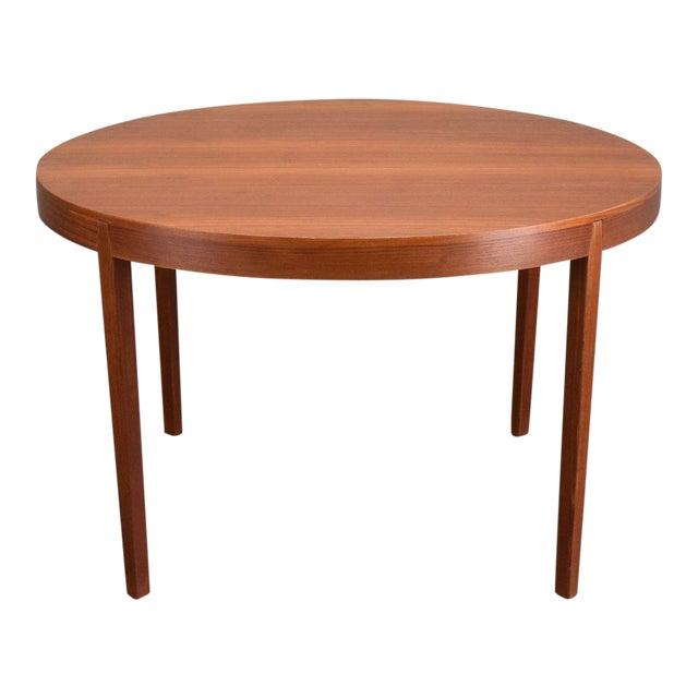 Hornslet Møbelfabrik Danish Teak Dining Table w/ 2 leaves - Image 1 of 11