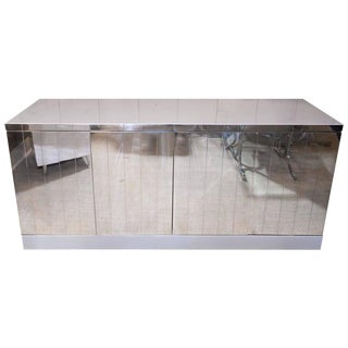 Paul Evans Status I Stainless Steel Cabinet