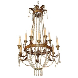 Italian Chandelier from Lucca