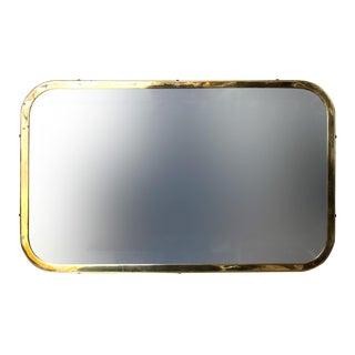 Brasscrafters Bevel Mirror