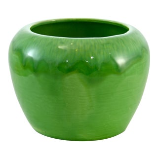 Green Drip Glazed Catchall