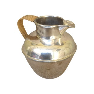 L.B.S. Co. Lawrence B. Smith Pewter Creamer 208
