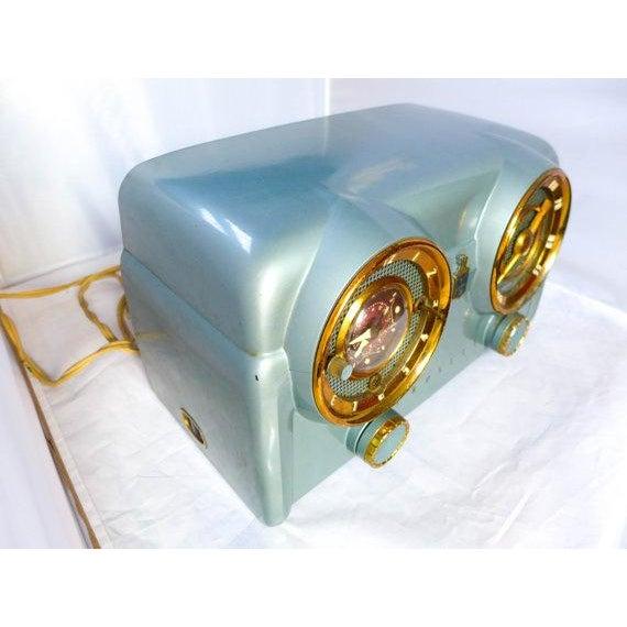 Vintage Bakelite Case Tube-Radio - Image 4 of 6