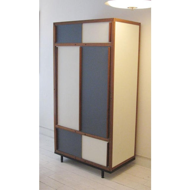 Two French Modernist Cabinets by Andre Sornay - Image 2 of 5