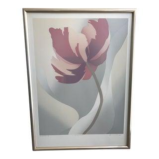 Signed Flower Art (Artist Proof)