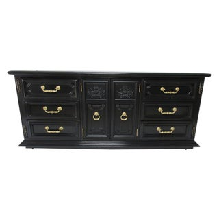 Huntley Lacquered Cabinet by Thomasville