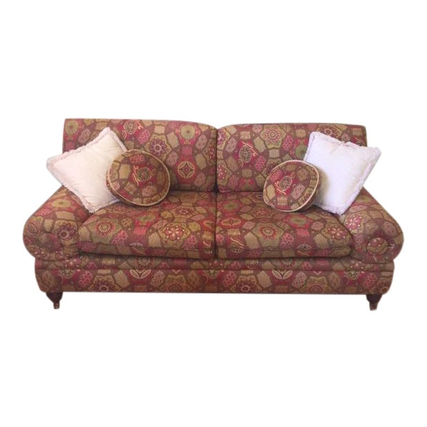 Image of George Smith Vintage Sofa