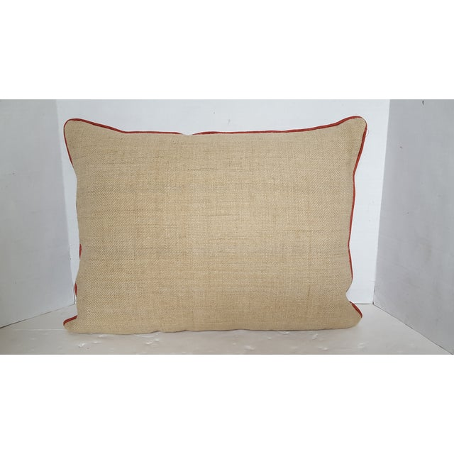 Image of Fortuny Carnavalet Bordered Pillows - A Pair