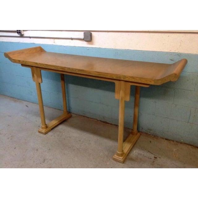 Image of Asian Style Altar Table