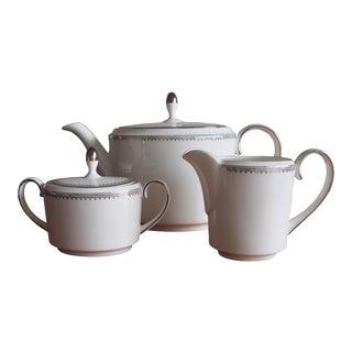 Wedgewood Vera Wang Tea Set