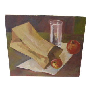 Modernist Still Life Painting