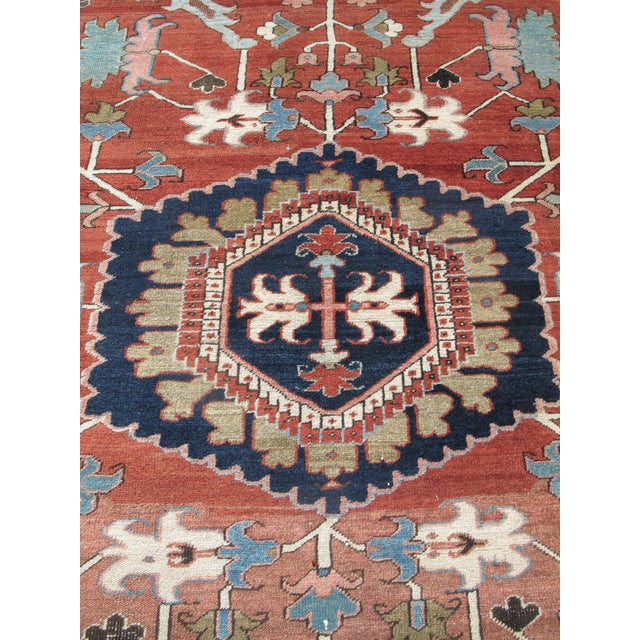 Serapi (Heriz) Carpet - Image 3 of 5