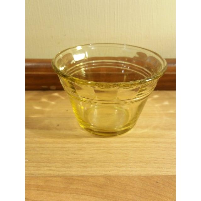 Image of Amber Heat Proof Glass Ramekins - Set of 6
