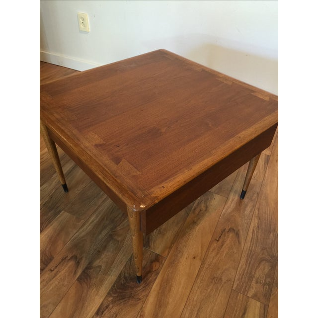 Lane Acclaim Mid Century End Table - Image 7 of 10