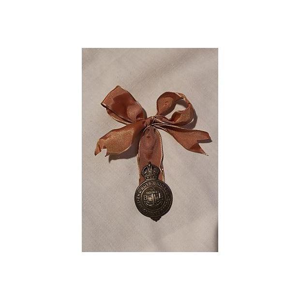 Vintage English Boy Brigade Badge Ornament - Image 2 of 3