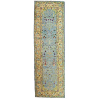 "New Hand Knotted Runner - 2'7"" x 8'1"""
