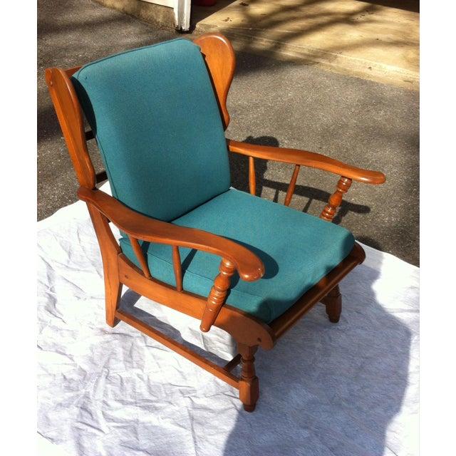 Heywood-Wakefield Mid-Century Modern Chair - Image 2 of 8