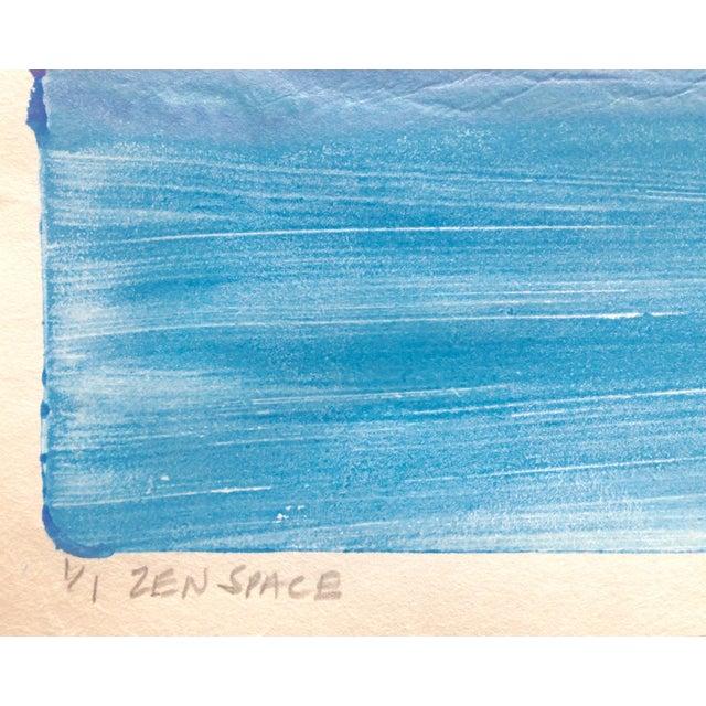 """Image of """"Zen Space"""" Handmade Ink on Paper, 2016"""