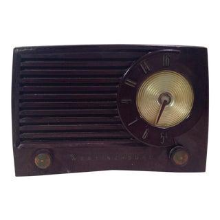 Westinghouse Mid-Century Modern Radio
