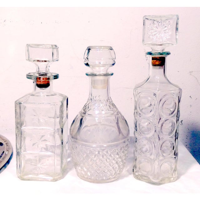 Italian Crystal & Glass 10-Piece Beverage Set - Image 9 of 11