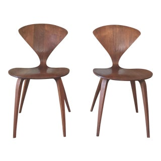 Norman Cherner for Plycraft Chairs - A Pair