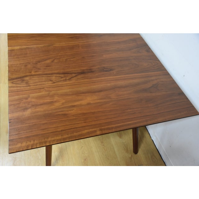 Walnut Dining Table - Image 9 of 11