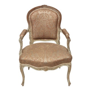 Period Louis XV Fauteuil