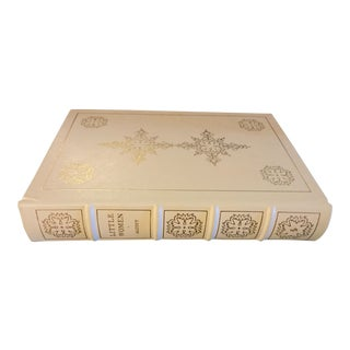 Gold Accented 'Little Women' Hardcover Book