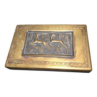 Israel Bronze Box Pal-Bell