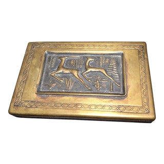 Israel Bronze Box Pal-Bell