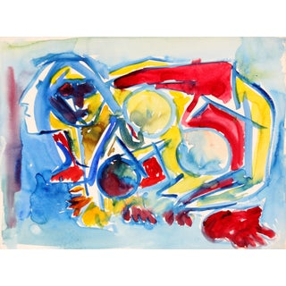 Figurative Abstract, 1960