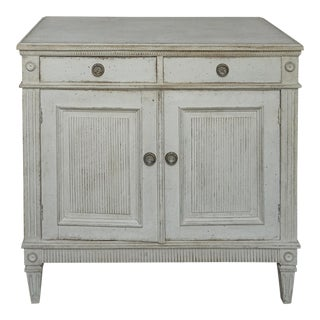 Small Gustavian Style Sideboard (#51-19)