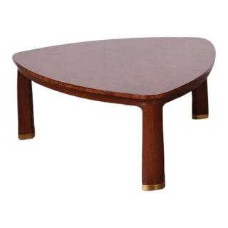 Triangle Coffee Table by Edward Wormley for Dunbar