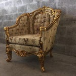 Image of Antique French Louis XVI Chairs - Set of 4