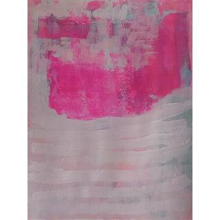 """""""Pink Pink #8"""" Original Painting by Susie Kate"""