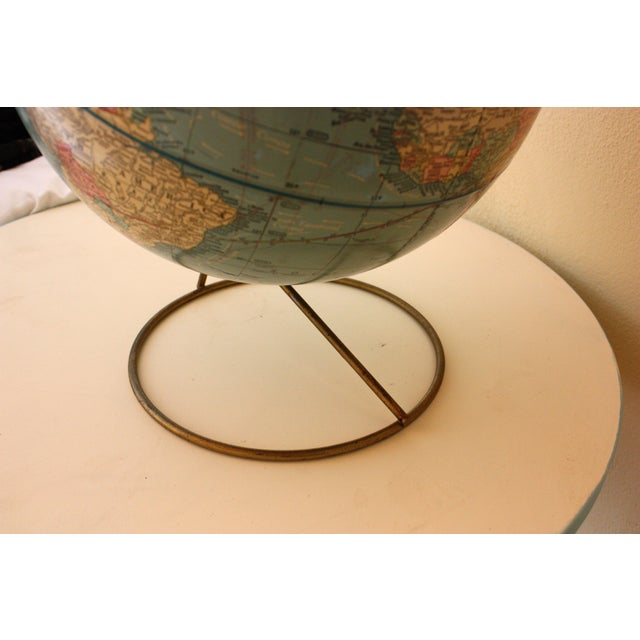 1960sImperial Mid-Century Globe - Image 4 of 5