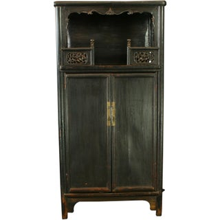 Late Qing Dynasty Antique Armoire