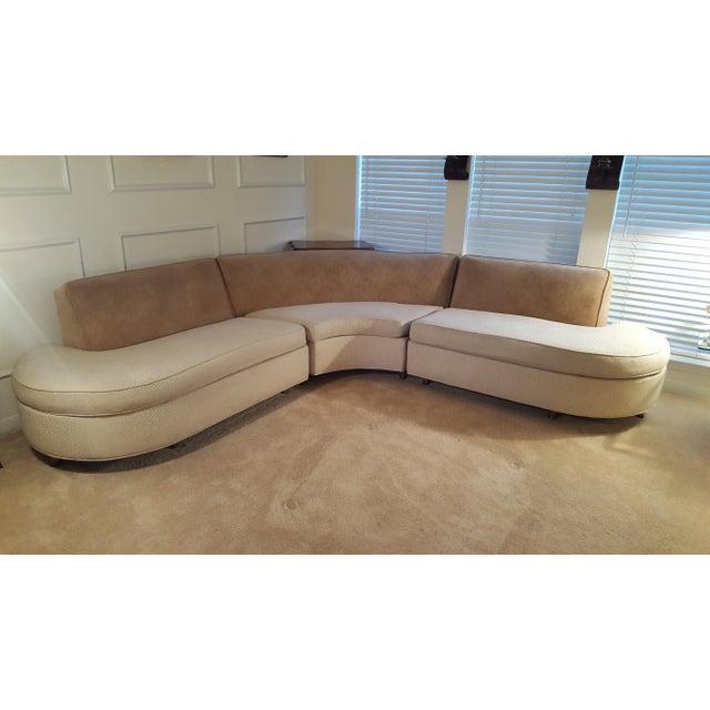 Elegant Mid Century Sofa - Image 7 of 7