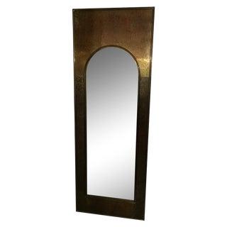 Mastercraft Bernhard Rohne Brass Mirror
