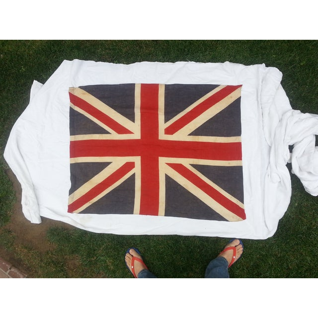 1930's Kings Coronation Flag - Image 2 of 3