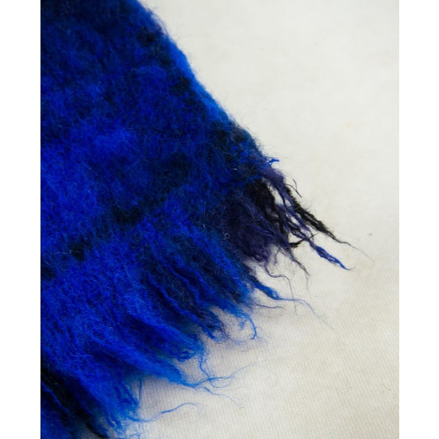 Handmade Mohair Throw by Avoca Handweavers - Image 7 of 9