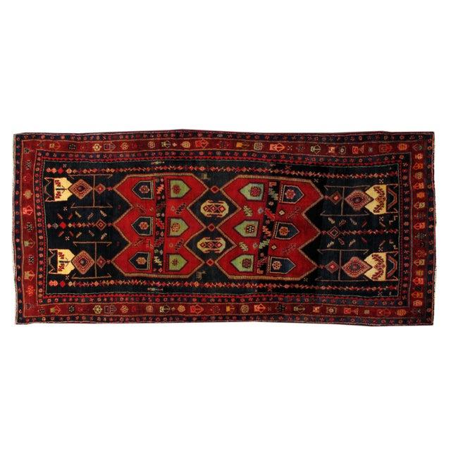 Image of Apadana - Vintage Red Bidjar Rug - 5' x 11'
