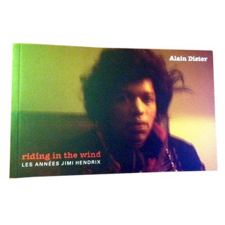Jimi Hendrix Photography Book