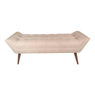 Contemporary Modern Window Bench by Jonathan Adler