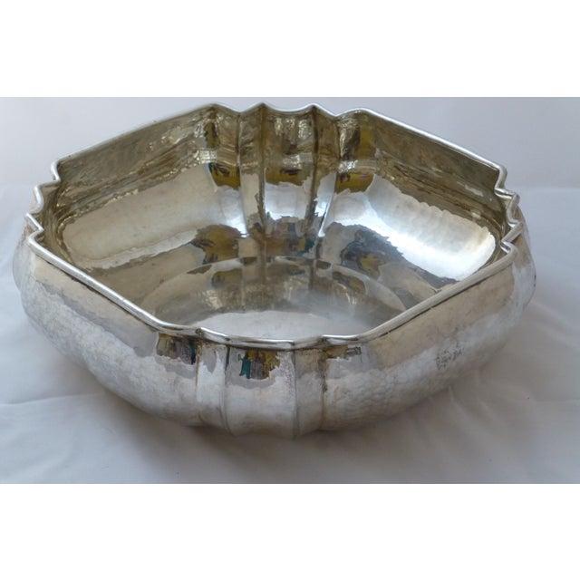 Vintage Hand Hammered Arts & Crafts Bowl - Image 9 of 11