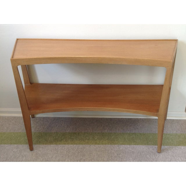 Edward Wormley Curved Front Console - Image 2 of 10