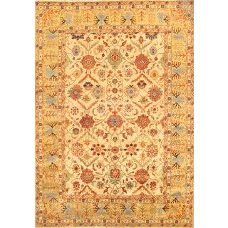 """Mahal Lamb's Wool Area Rug - 11'6"""" X 12'"""
