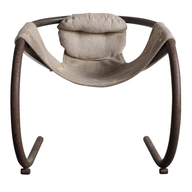 Industrial Rocking Chair Byron Botker for Landes - Image 1 of 5